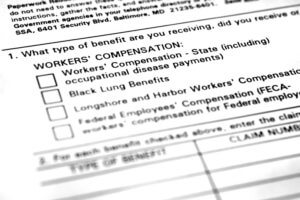 Workers Compensation Appplication
